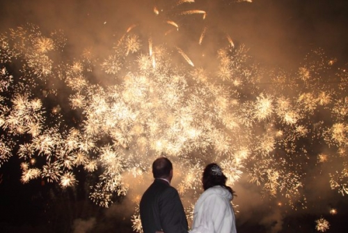 Wedding Fireworks 2